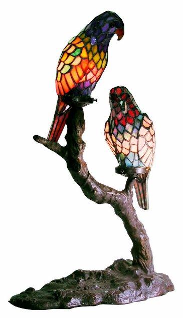 3749-0-AL0031-tiffany-dubbele-papegaai